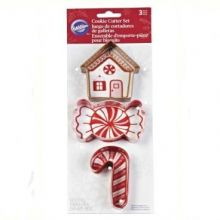 Wilton Set 3 Tagliapasta Candy