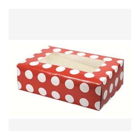 Box porta Cupcake-Muffin