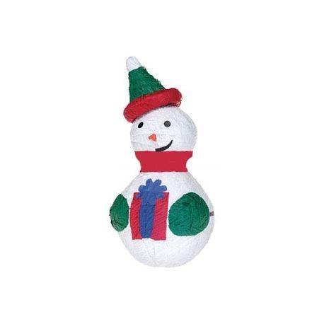 Pignatta Pupazzo di Neve