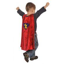 Mantello Rosso Supereroe