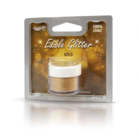 Glitter Alimentare Oro