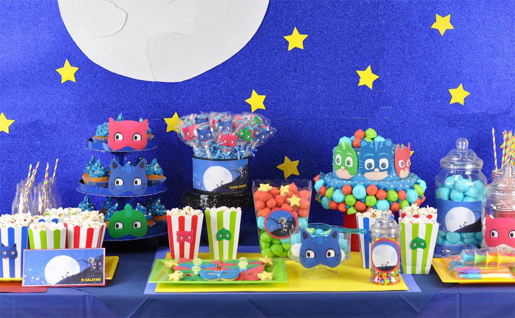 Festa super pigiamini fai da te idee e accessori wimipops for Idee e accessori