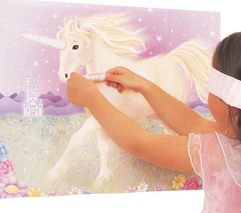 Gioco festa a tema Unicorno