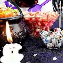 Halloween Dolcetti Buffet