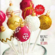 Decorazioni per Dolci e Torte di Natale