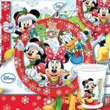 Party Natale Amici di Topolino
