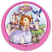 Kit per Torta Principessa Sofia