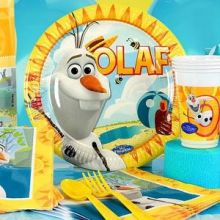 Festa Disney Frozen Estate Olaf