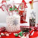 Natale Candy Buffet