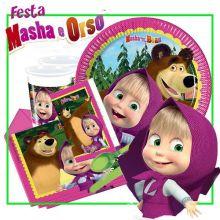 Festa Masha e Orso