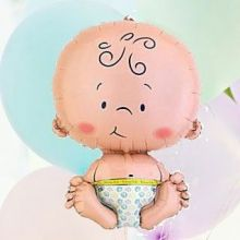 Palloncini nascita - Baby - Primo Compleanno