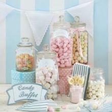 Vasi e contenitori per  Confetti e Caramelle
