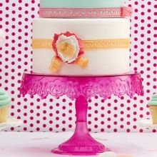 Alzatine Cake Stand Nascita - Baby