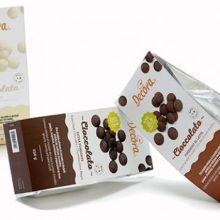 Cioccolato in dischetti e stampi