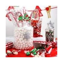 Feste Natale Bambini Candy Buffet