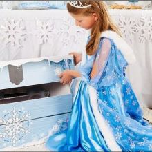 Costumi Frozen Anna ed Elsa Boutique