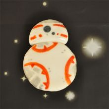 Biscotti Star Wars - Unità BB8