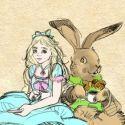Pasqua con Alice e il Bianconiglio