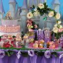 Festa principessa Sofia Sweet Table