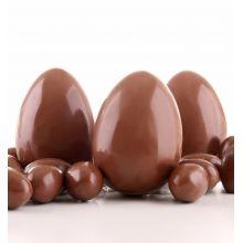 Uova di Cioccolato Fai da Te
