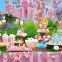 Tavola Buffet Principesse Disney