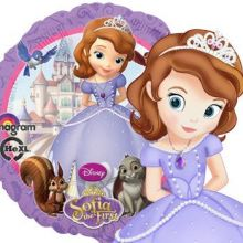 Palloncini Principessa Sofia