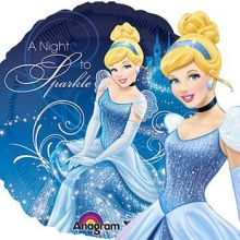 Palloncini Cenerentola Disney