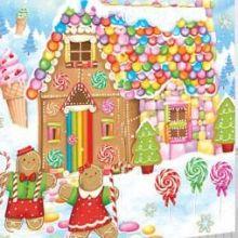 Villaggio Caramelle di Natale