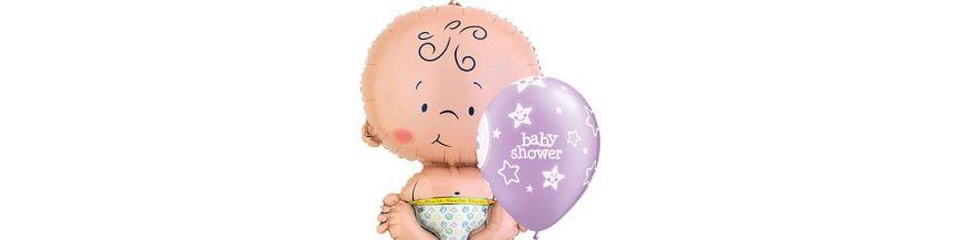 Collezione Originale Di Palloncini Baby E Palloncini 1 Compleanno