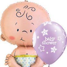 Palloncini Neonato e 1° Compleanno