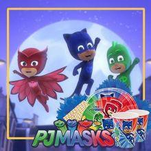Festa PJ Masks Super Pigiamini