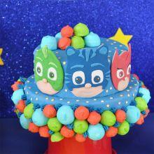 Accessori Torte PJ Masks Super Pigiamini