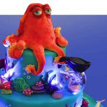 Torta Dory e Nemo