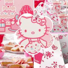Festa Hello Kitty