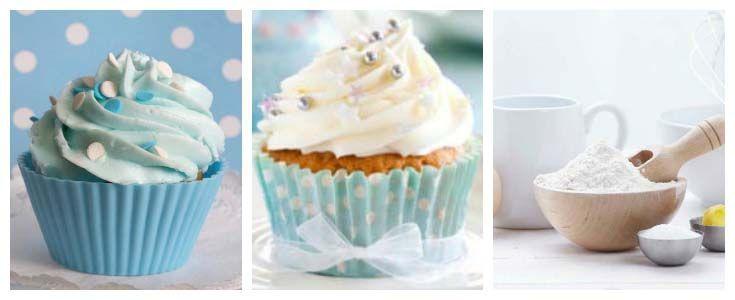 Cupcakes Frozen Ricetta