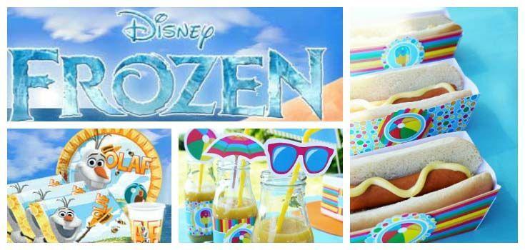 Festa Disney Frozen Estate