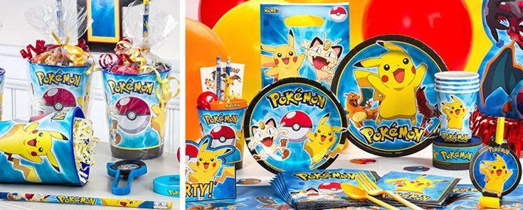 Festa Compleanno Pokemon