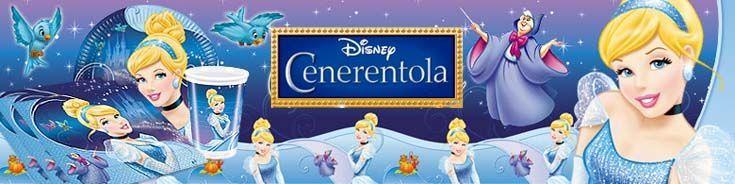 Festa Cenerentola Disney