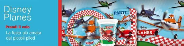 Festa Bambino Disney Planes