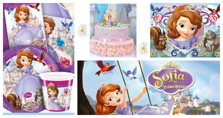 Festa Compleanno Principessa Sofia