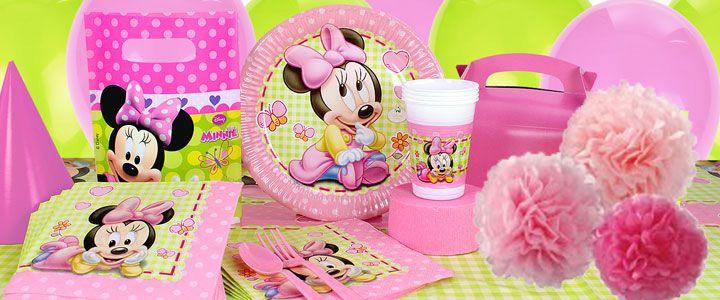 Festa primo compleanno Minnie