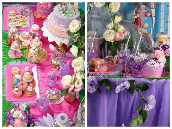 Sweet Table Festa Principessa Sofia