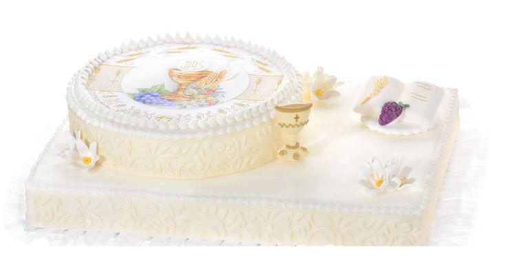 Festa Prima Comunione torta