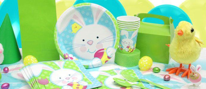 Festa Pasqua Coniglietto e Pulcino