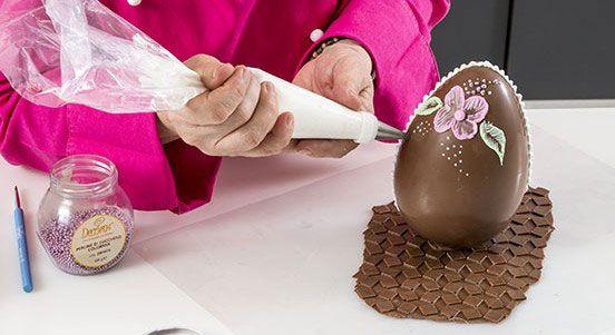 decorazione uova si Pasqua