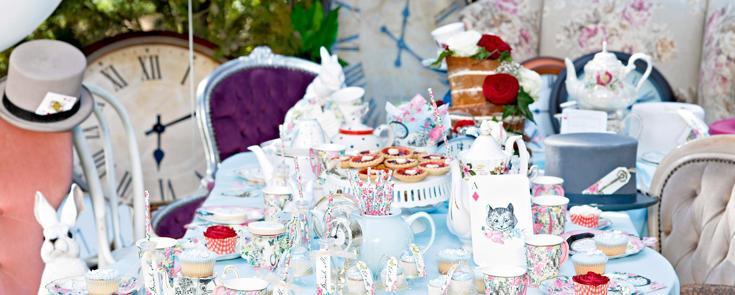 Festa Alice Nel Paese delle Meraviglie