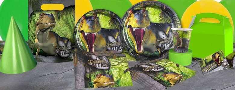 festa compleanno dinosauri