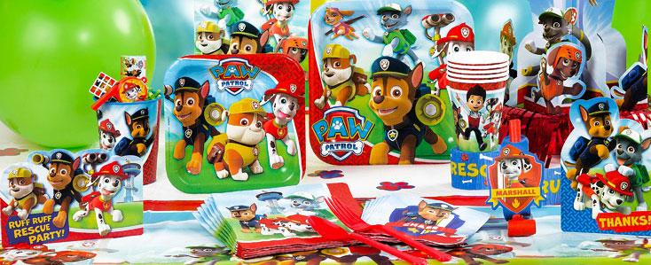 Festa Compleanno Bambino   Festa Paw Patrol   Wimipops