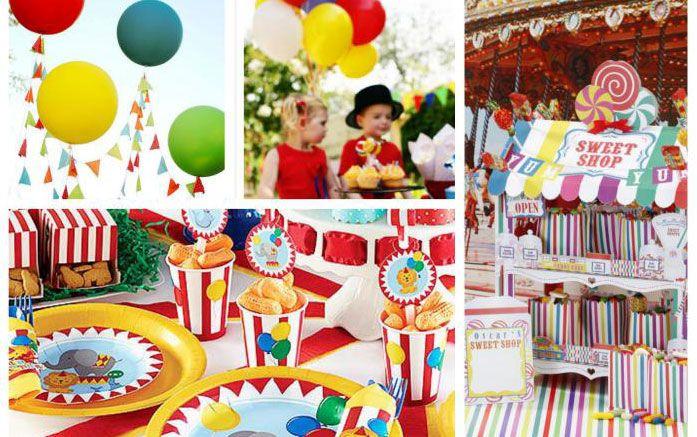 Festa Circo Bambini