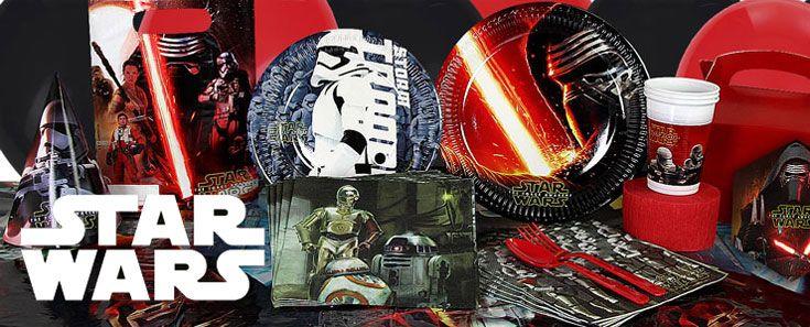 Festa Star Wars VII